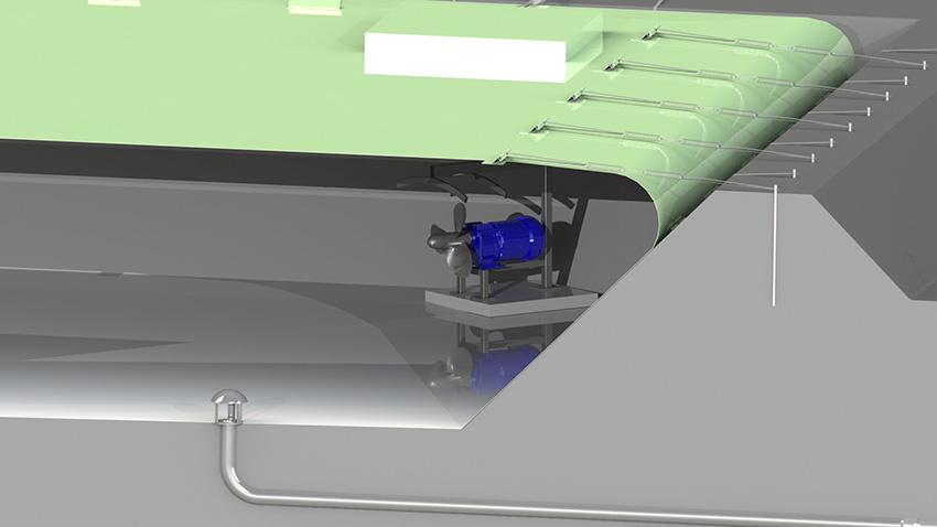 Ecobag electro mixer