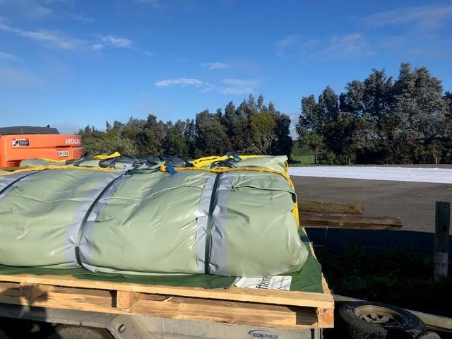 Ecobag ingepakt Nieuw Zeeland