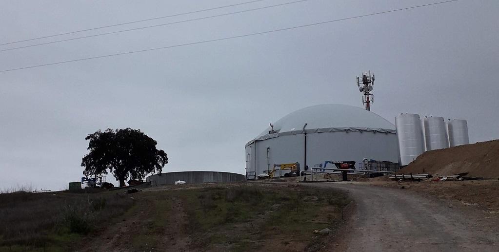 Biogasdak Dardico Portugal