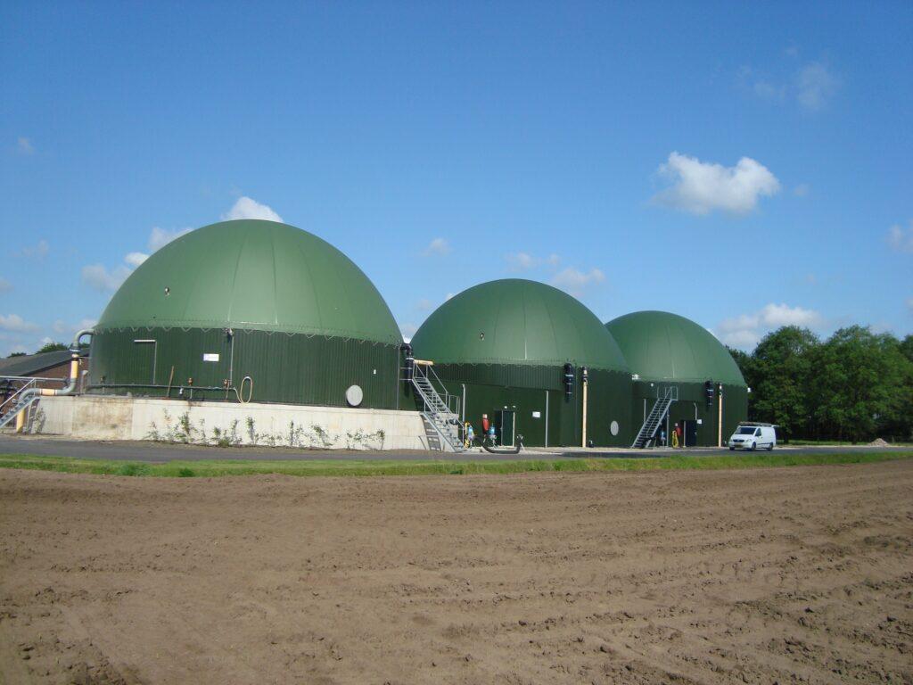 Biogasdak Lierop