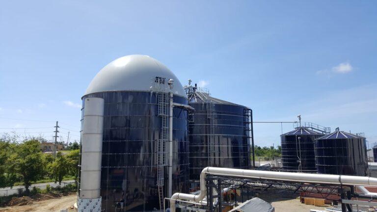 Biogasdak Puerto Rico