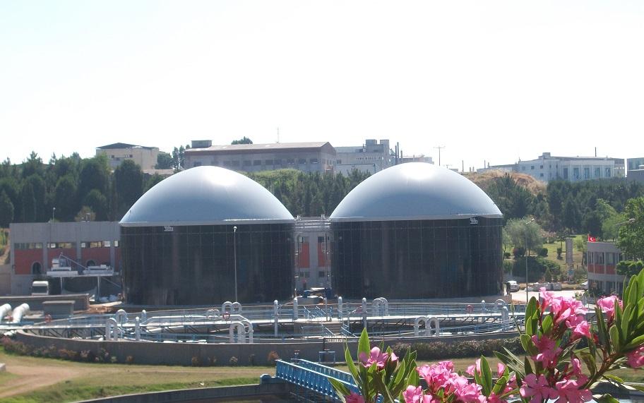 Biogasdak Turkije