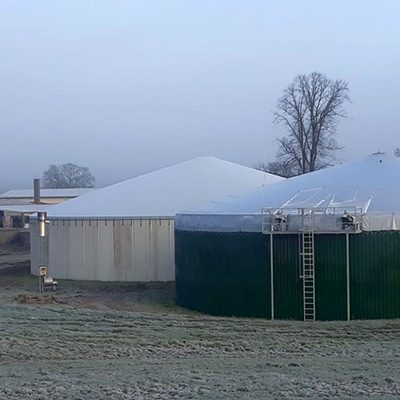 Biogas met Long Bellin duitsland 01 Wiefferink